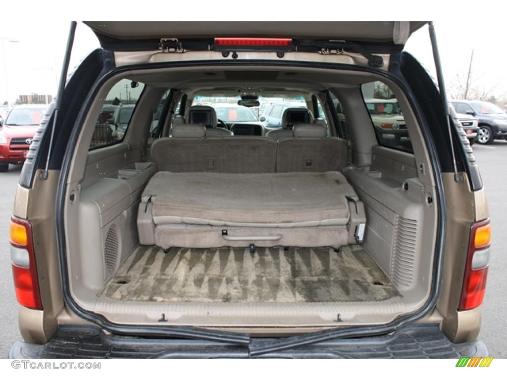 2001 Chevrolet Suburban 1500 LT 4x4 Trunk Photo #47234114 ...