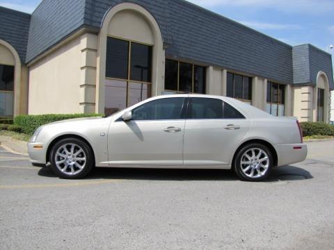 Cadillac Sts V6. 2007 Cadillac STS V6 Exterior