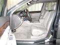 Light Gray/Ebony 2008 Cadillac SRX Interiors