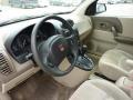 2002 VUE V6 AWD Light Tan Interior
