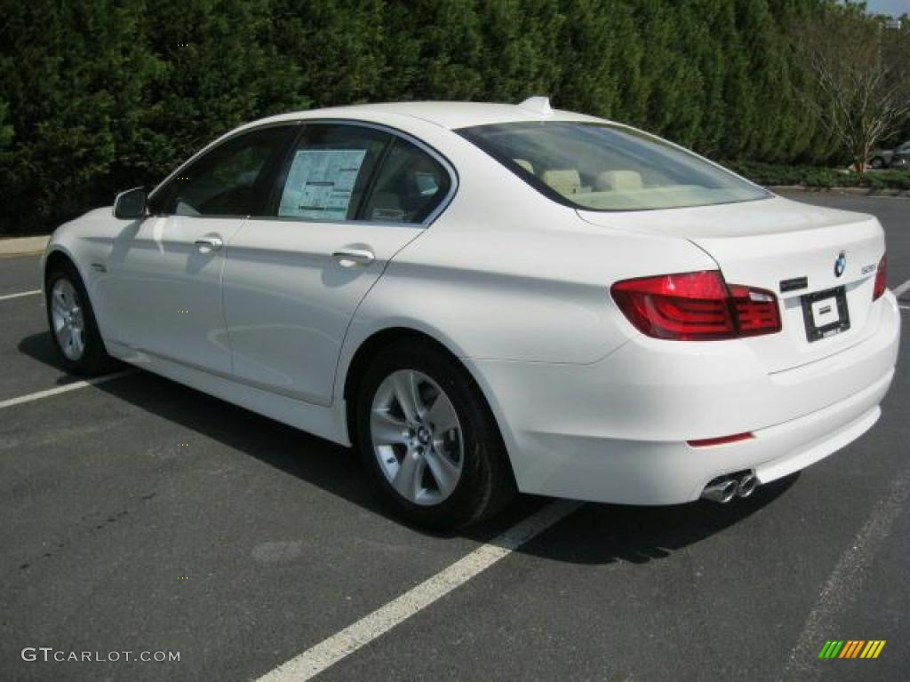 alpine white 2011 bmw 5 series 528i sedan exterior photo 47244476. Black Bedroom Furniture Sets. Home Design Ideas