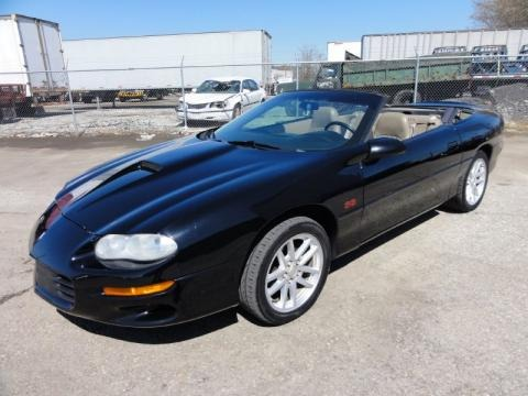 2000 chevrolet camaro z28 ss convertible data info and. Black Bedroom Furniture Sets. Home Design Ideas