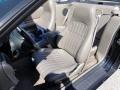 Neutral 2000 Chevrolet Camaro Interiors