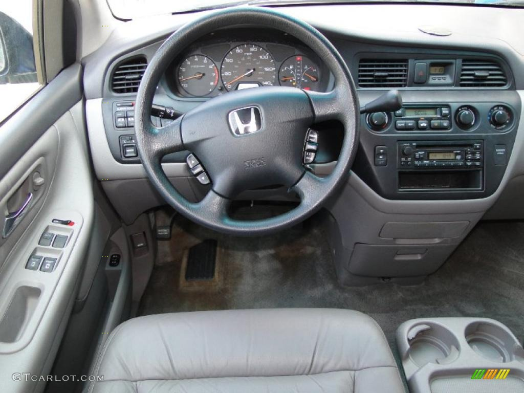 2003 honda odyssey ex l quartz dashboard photo 47255804. Black Bedroom Furniture Sets. Home Design Ideas