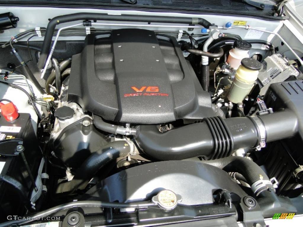 2004 Isuzu Rodeo S 3 5 Liter Dohc 24v V6 Engine Photo
