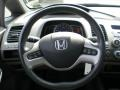 Gray Steering Wheel Photo for 2007 Honda Civic #47259923