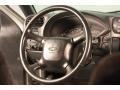 Graphite Steering Wheel Photo for 2002 Chevrolet S10 #47261966