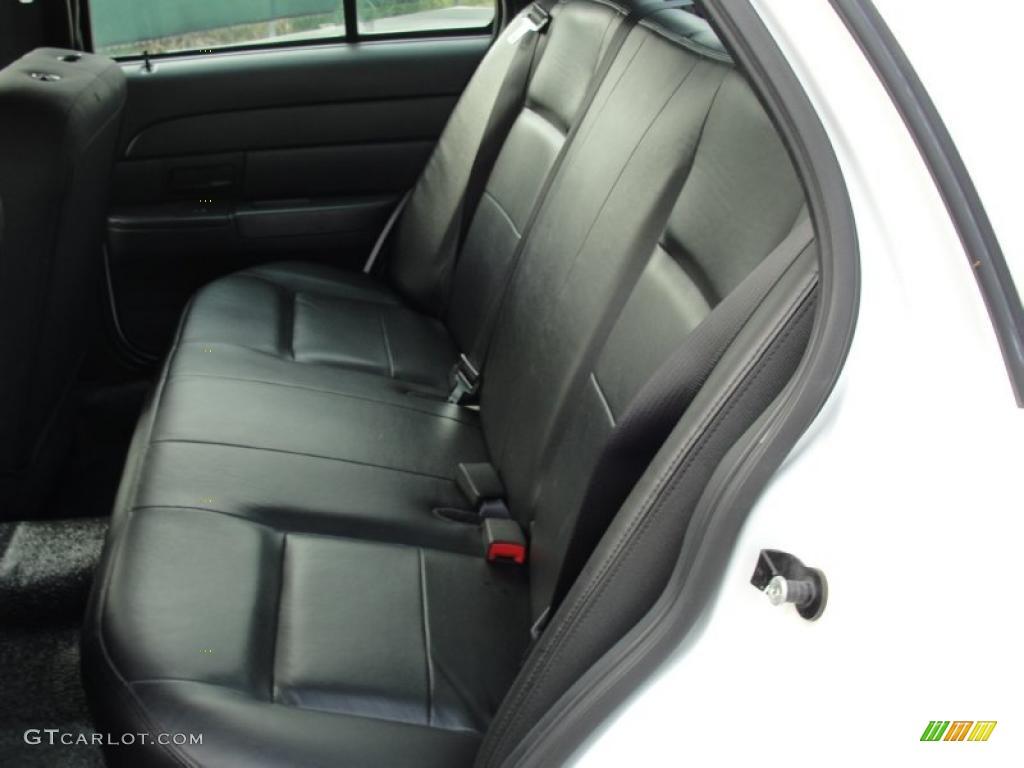 2007 Ford Crown Victoria Police Interceptor Interior Photo 47264747
