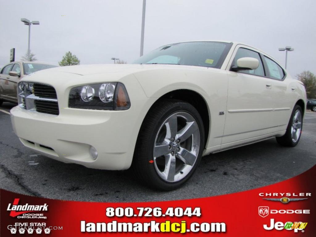 2010 cool vanilla dodge charger rallye 47251692 car color galleries. Black Bedroom Furniture Sets. Home Design Ideas