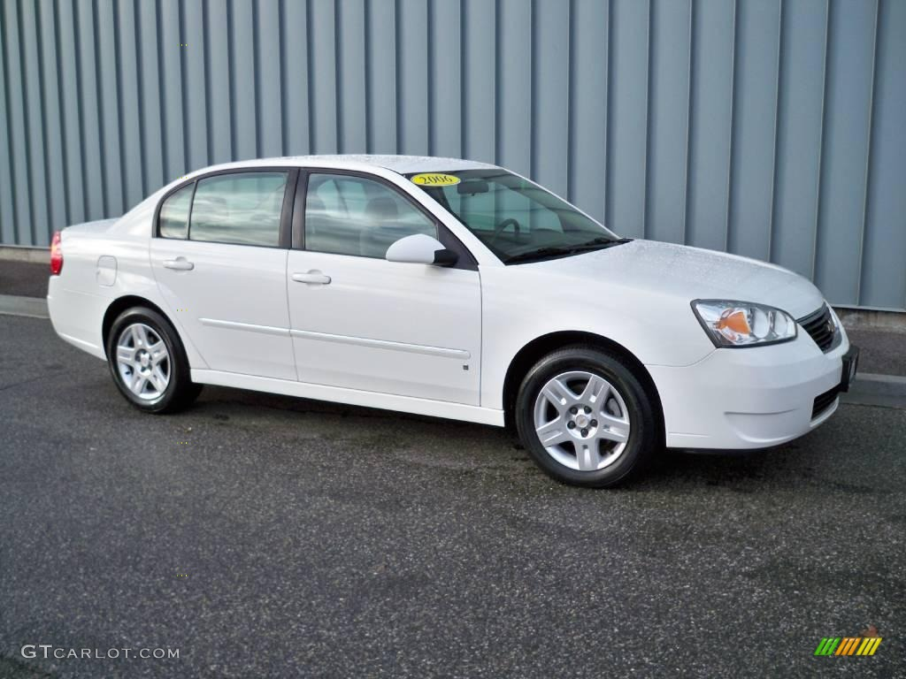 chevy malibu white - photo #17