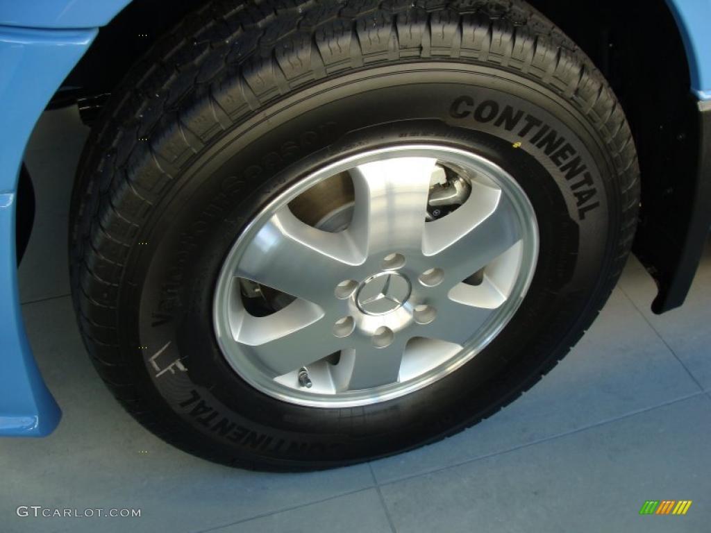 2011 mercedes benz sprinter 2500 passenger conversion for Mercedes benz sprinter wheels
