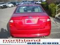 2011 Red Candy Metallic Ford Fusion S  photo #7