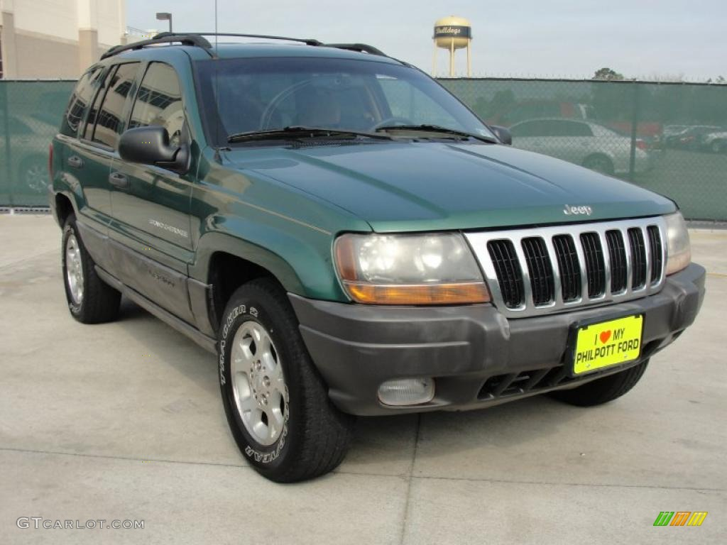 2000 jeep grand cherokee laredo shale green metallic color taupe. Black Bedroom Furniture Sets. Home Design Ideas
