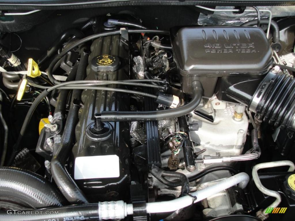 2000 Jeep Grand Cherokee Laredo 4 0 Liter Ohv 12 Valve