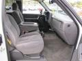 Dark Charcoal Interior Photo for 2006 Chevrolet Silverado 1500 #47270729