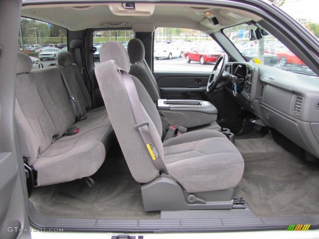 2006 Chevrolet Silverado 1500 Lt Extended Cab Interior Photo 47270744