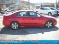 2011 Red Candy Metallic Ford Fusion Sport  photo #2