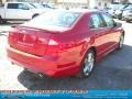 2011 Red Candy Metallic Ford Fusion Sport  photo #3