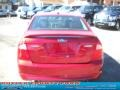 2011 Red Candy Metallic Ford Fusion Sport  photo #4