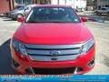 2011 Red Candy Metallic Ford Fusion Sport  photo #16