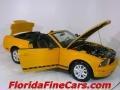 2007 Grabber Orange Ford Mustang V6 Premium Convertible  photo #8