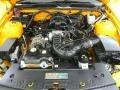 2007 Grabber Orange Ford Mustang V6 Premium Convertible  photo #10