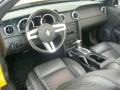 2007 Grabber Orange Ford Mustang V6 Premium Convertible  photo #13