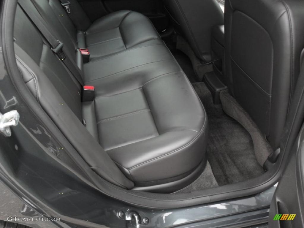 Ebony Interior 2011 Chevrolet Impala Lt Photo 47280738