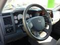 2006 Bright White Dodge Ram 1500 SLT Quad Cab 4x4  photo #13