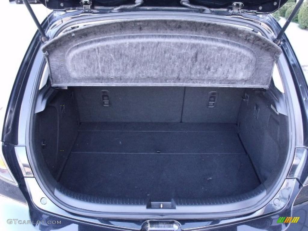 2006 Mazda MAZDA3 S Touring Hatchback Trunk Photo #47282223