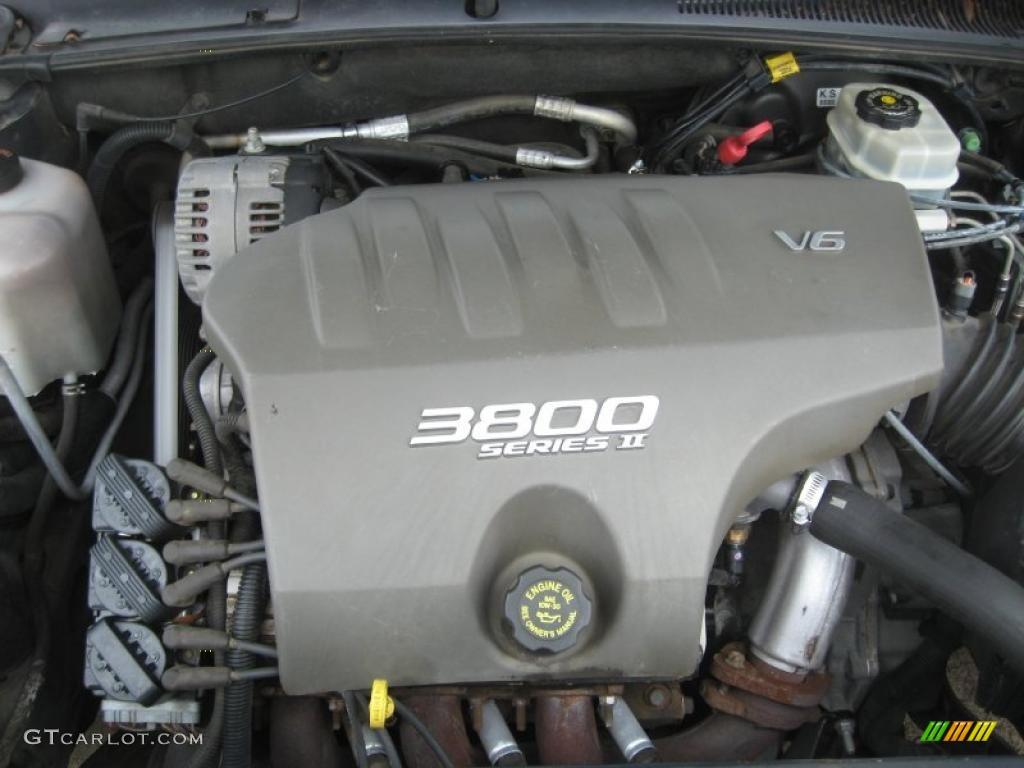 2000 Pontiac Bonneville Se 3 8 Liter Ohv 12