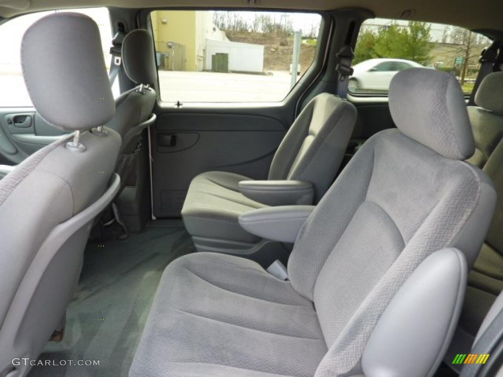 2004 Chrysler Town Country Lx Interior Photo 47294456