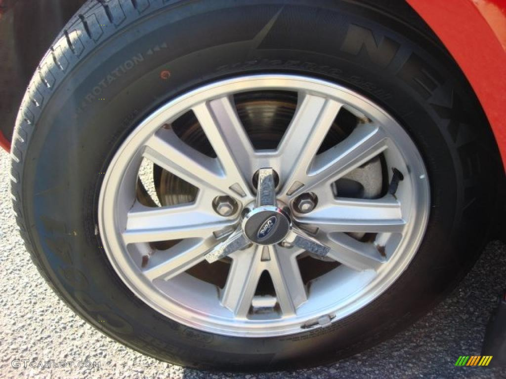 2006 Ford Mustang V6 Premium Coupe Wheel Photo #47294957