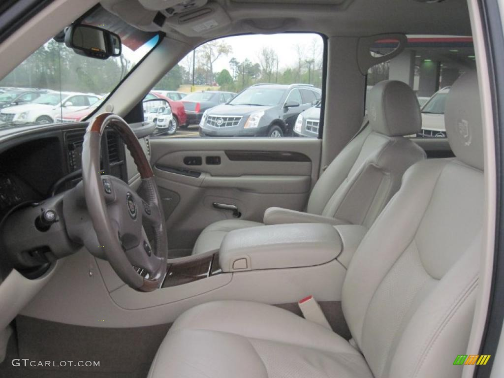 2004 cadillac escalade ext awd interior photo 47295725