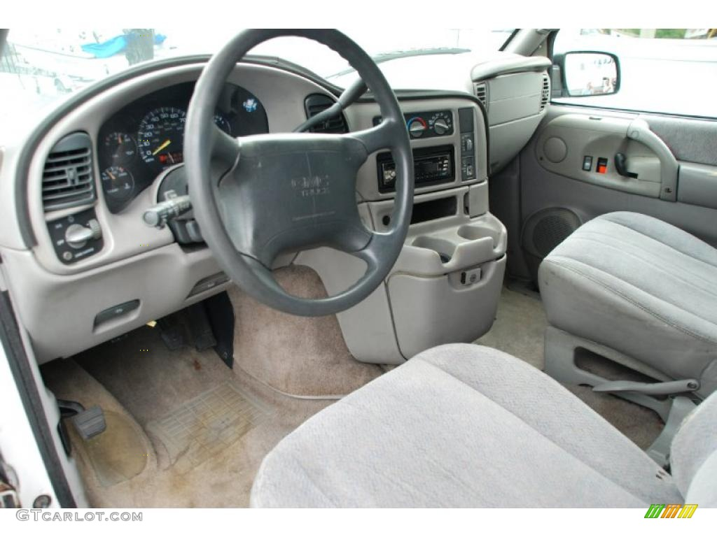 1997 Gmc Safari Slt Interior Photo 47302571 Gtcarlot Com