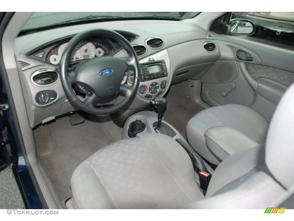2003 Ford Focus Zx5 >> Medium Graphite Interior 2003 Ford Focus ZX3 Coupe Photo #47303304 | GTCarLot.com