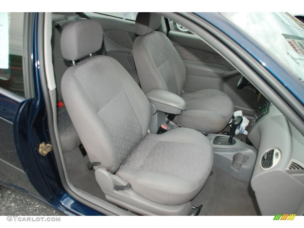 2009 Ford Focus Interior Dimensions