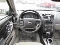 Titanium Gray Dashboard Photo for 2007 Chevrolet Malibu #47304137