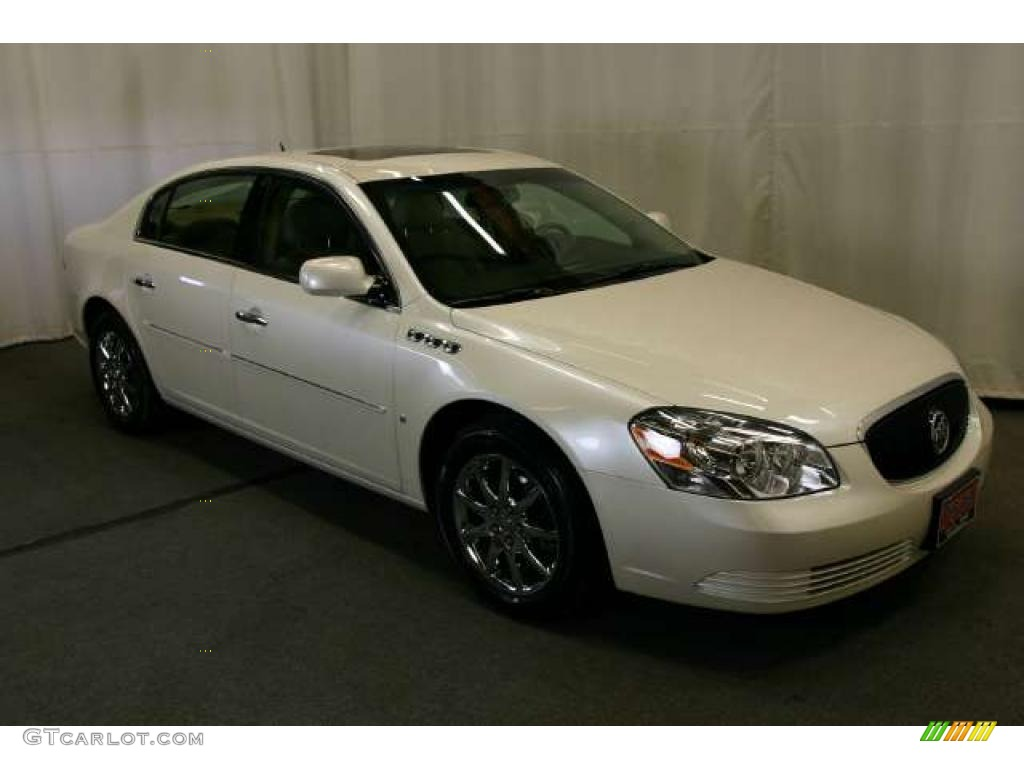 2008 white diamond tricoat buick lucerne cxl 47292102. Black Bedroom Furniture Sets. Home Design Ideas