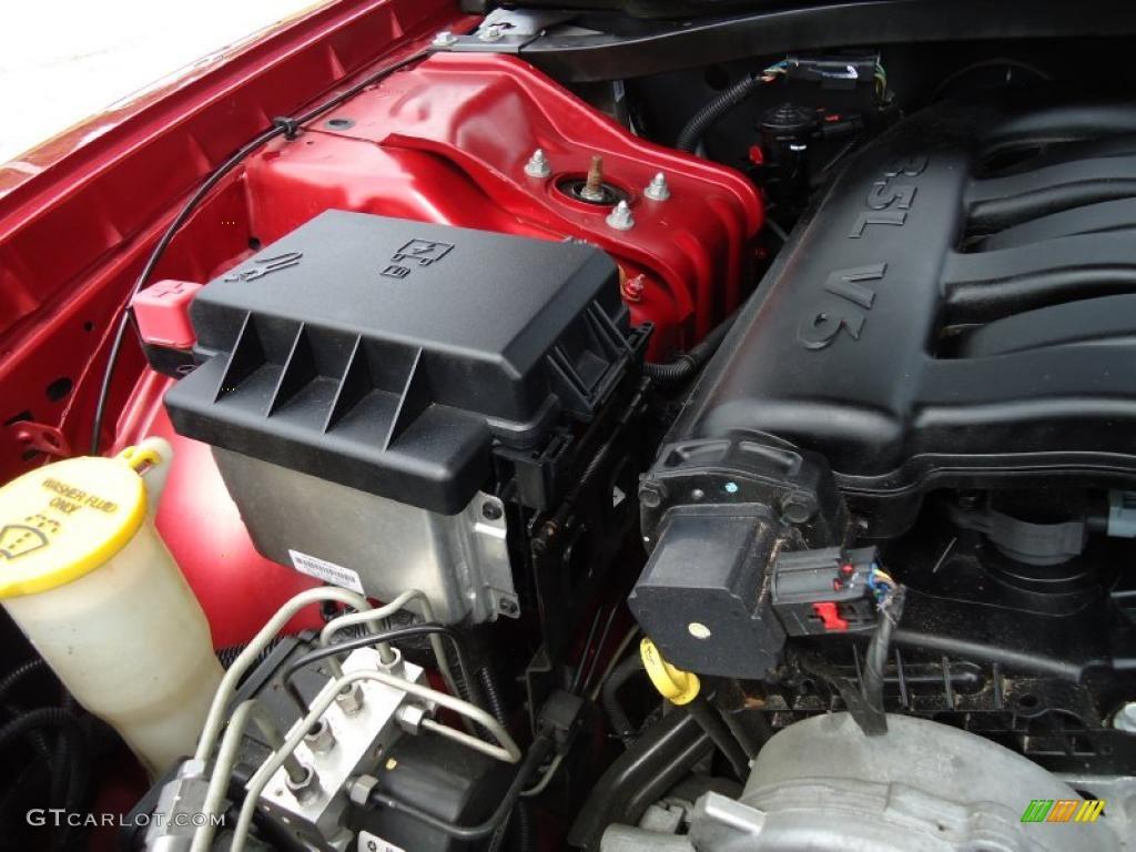 2007       Dodge       Charger    SXT 35 Liter SOHC 24Valve V6    Engine