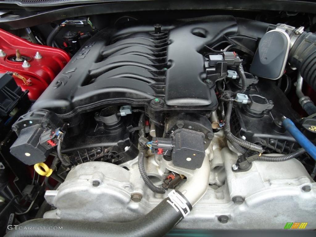2007 dodge charger sxt 3 5 liter sohc 24 valve v6 engine. Black Bedroom Furniture Sets. Home Design Ideas