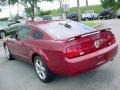 2006 Redfire Metallic Ford Mustang V6 Premium Coupe  photo #5