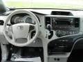 Dark Charcoal Dashboard Photo for 2011 Toyota Sienna #47314328
