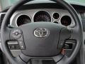 Graphite Gray Steering Wheel Photo for 2011 Toyota Tundra #47314901