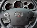 Graphite Gray Steering Wheel Photo for 2011 Toyota Tundra #47318081