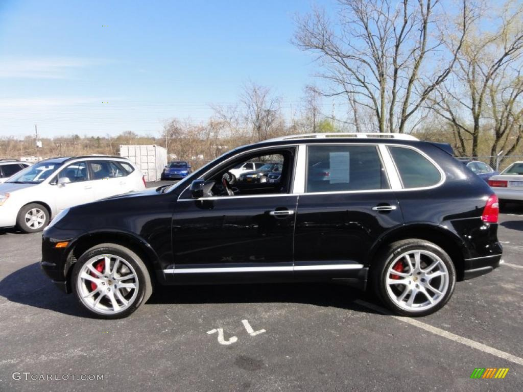 black 2010 porsche cayenne turbo exterior photo 47323070. Black Bedroom Furniture Sets. Home Design Ideas