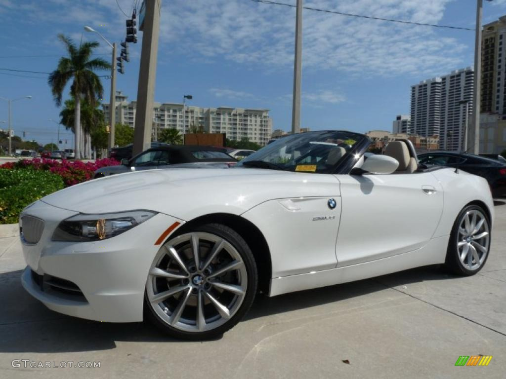 2011 Alpine White Bmw Z4 Sdrive35i Roadster 47291966