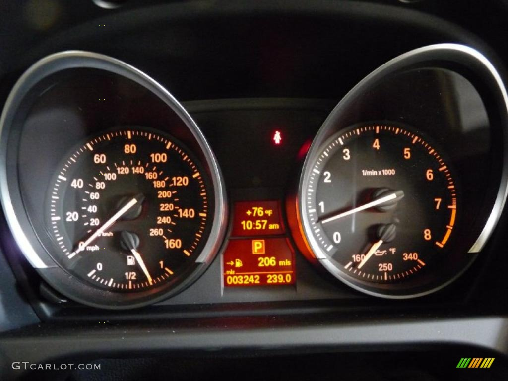 2011 Bmw Z4 Sdrive35i Roadster Gauges Photo 47325266
