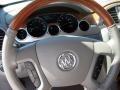 Titanium/Dark Titanium Steering Wheel Photo for 2008 Buick Enclave #47334874