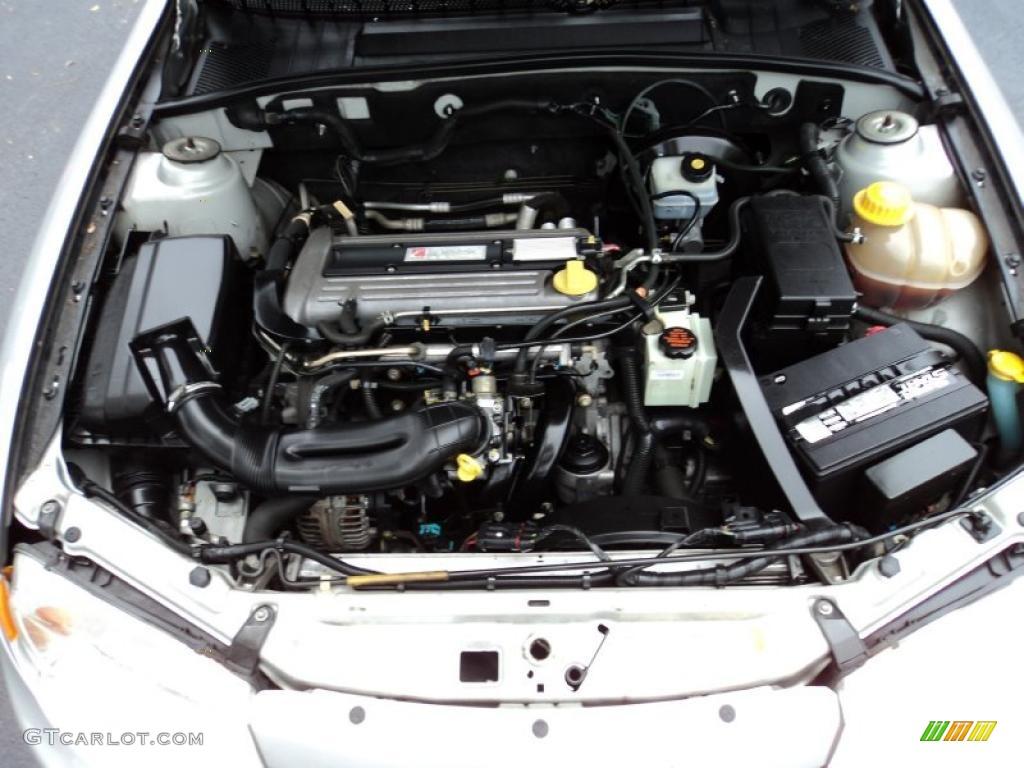 2001 saturn l series l200 sedan 2 2 liter dohc 16 valve 4 cylinder engine photo 47342735
